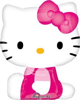 XXL Folienballon - Hello Kitty (heliumgefüllt)