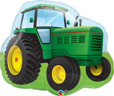 XXL Folienballon - Traktor (heliumgefüllt)