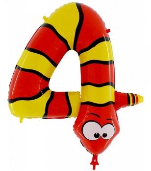 XXL Folienballon Ziffer